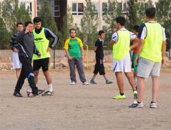 Midyat Belediye, Gençlerbirliği Maçına Hazırlanıyor