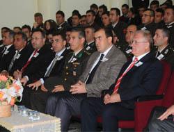 Midyat'ta Atatürk'ü Anma Töreni