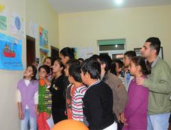 Midyat'ta Çocuk Hakları Günü Kutlandı