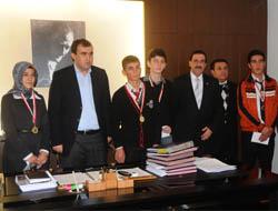 Midyat'ta Satranç Ustalarına Ödülleri Verildi