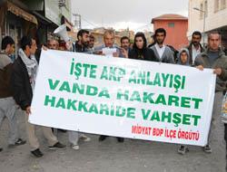 BDP'den Basın Açıklaması…