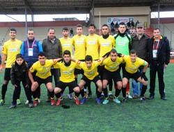 Midyat Belediyespor'un Play-Off Zaferi