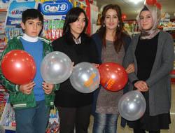 BEDİR AVM'de Şans Balonu