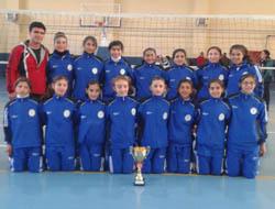 Yıldız Kızlar Mardin Şampiyonu!