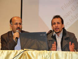 Midyat'ta Hasan El Benna Konferansı