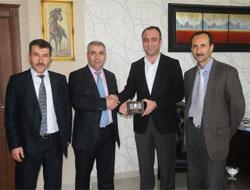 Midyat'ın Vergi Şampiyonları Ödüllendirildi