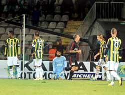 Antalyaspor 0 - Fenerbahçe 0