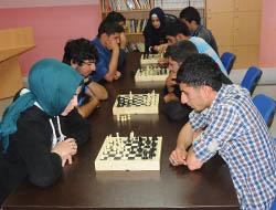 Midyat'ta Satranç Turnuvası Heyecanı