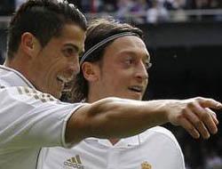 Ronaldo'dan Mesut övgüsü