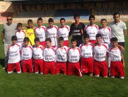 Midyat Belediyespor U-13'lerde Şampiyon