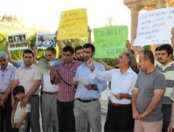 STK'lardan Mursi'ye destek eylemi