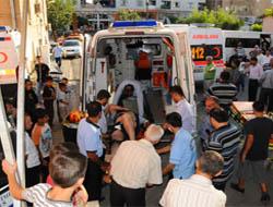 Midyat'ta Trafik Kazası 1 Ölü, 2 Yaralı