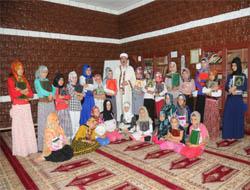 Kuran Kursu Öğrencilerine Mezuniyet Töreni